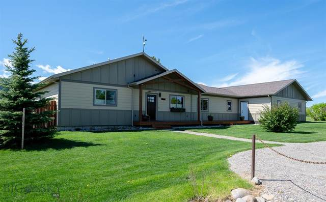 6112 Shadow Circle, Bozeman, MT 59715 (MLS #345946) :: Hart Real Estate Solutions