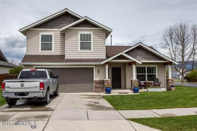 2701 Snapdragon, Bozeman, MT 59718 (MLS #345953) :: Hart Real Estate Solutions