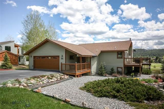 2110 Little Coyote Road, Big Sky, MT 59716 (MLS #345956) :: Montana Home Team