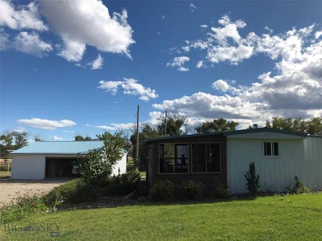 10 Ponderosa, Melrose, MT 59743 (MLS #345976) :: Hart Real Estate Solutions