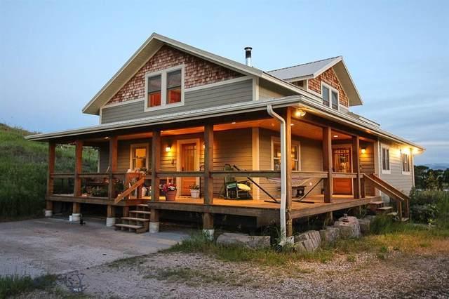 113 Solberg Lane, Big Timber, MT 59011 (MLS #345977) :: Hart Real Estate Solutions