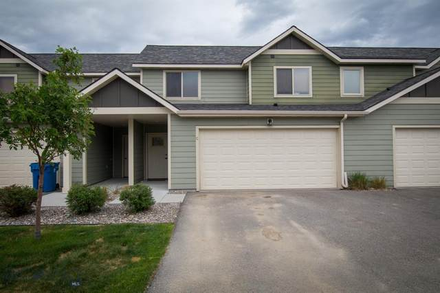 160 Tail Feather Lane C, Bozeman, MT 59718 (MLS #345980) :: Hart Real Estate Solutions