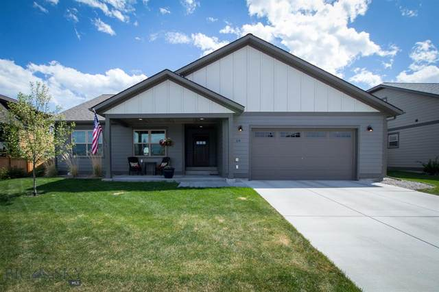 24 Baldy Court, Bozeman, MT 59718 (MLS #345981) :: Hart Real Estate Solutions