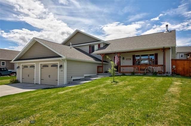 1219 Wildflower Trail, Livingston, MT 59047 (MLS #345987) :: Hart Real Estate Solutions
