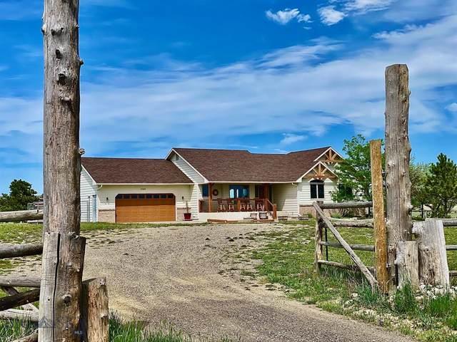 13445 Medicine Man, Molt, MT 59057 (MLS #346004) :: Hart Real Estate Solutions
