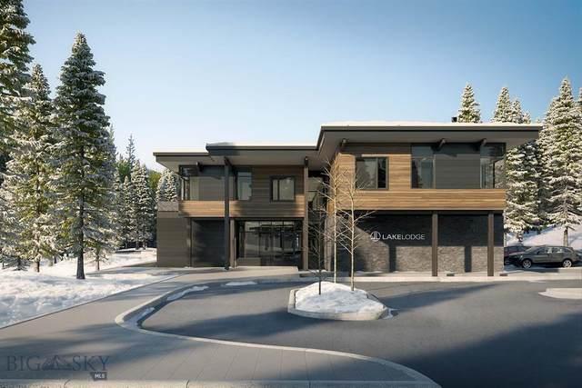 TBD Boathouse Way R6/230, Big Sky, MT 59716 (MLS #346017) :: Black Diamond Montana