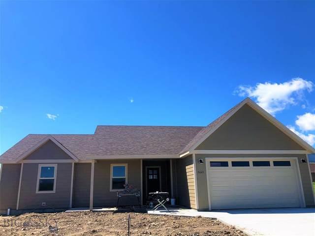 2605 Meriwether Drive North, Livingston, MT 59047 (MLS #346018) :: Hart Real Estate Solutions