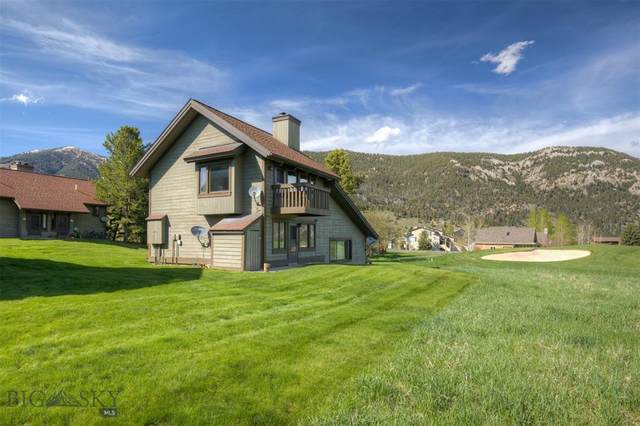 20A Yellowstone Spur Road, Big Sky, MT 59716 (MLS #346035) :: Hart Real Estate Solutions