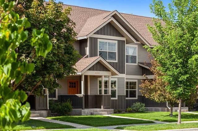 4242 Monroe Street, C, Bozeman, MT 59718 (MLS #346048) :: Hart Real Estate Solutions