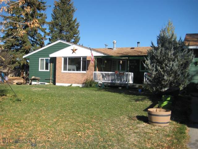313 Second St. E, Whitehall, MT 59759 (MLS #346079) :: Hart Real Estate Solutions
