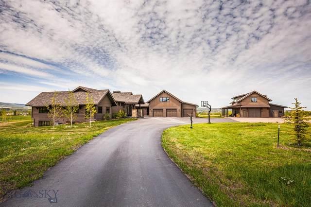 293 Bushnell Road, Bozeman, MT 59718 (MLS #346088) :: Hart Real Estate Solutions