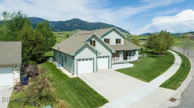 3101 Augusta Drive, Bozeman, MT 59715 (MLS #346092) :: Hart Real Estate Solutions