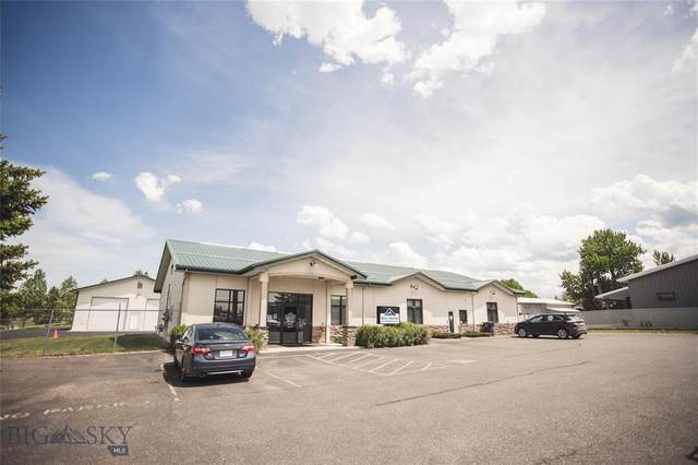 580 Pronghorn Trail, Bozeman, MT 59718 (MLS #346097) :: Hart Real Estate Solutions