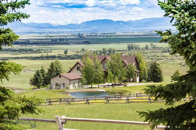 240 Meken Road, Manhattan, MT 59741 (MLS #346121) :: Montana Home Team