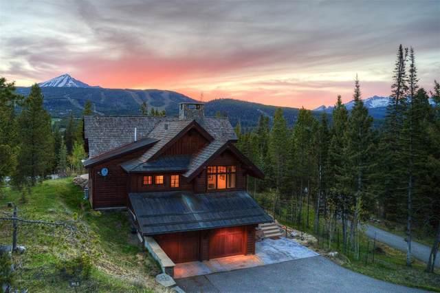 160 Sweetroot Fork, Big Sky, MT 59716 (MLS #346133) :: Montana Home Team