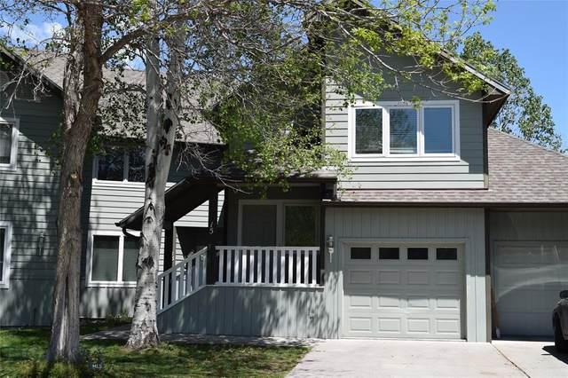 407 Overbrook Drive #15, Bozeman, MT 59715 (MLS #346209) :: Black Diamond Montana