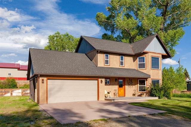 402 2nd Avenue N, Clyde Park, MT 59018 (MLS #346249) :: Montana Life Real Estate