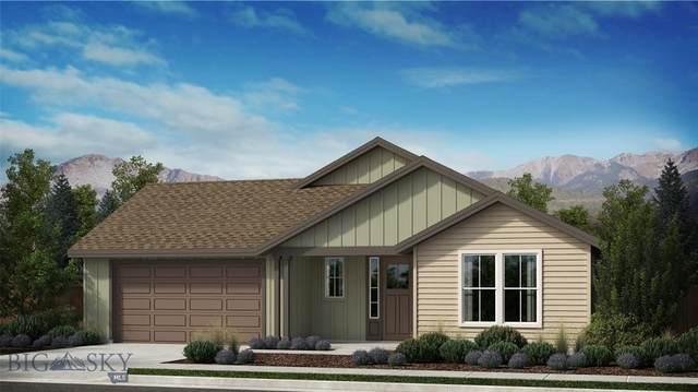 808 Butler Creek Avenue, Belgrade, MT 59714 (MLS #346263) :: Hart Real Estate Solutions