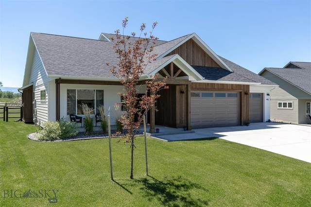 493 Arrow Trail, Bozeman, MT 59718 (MLS #346265) :: Montana Home Team