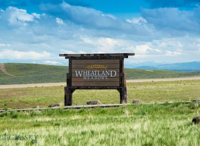 Lot 29 Wheatland Meadows Drive, Three Forks, MT 59752 (MLS #346271) :: Montana Home Team