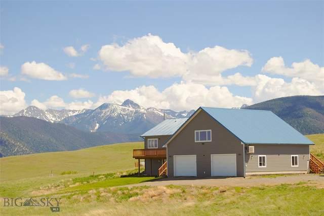33 Prairie Dog Rd, Livingston, MT 59047 (MLS #346273) :: Hart Real Estate Solutions