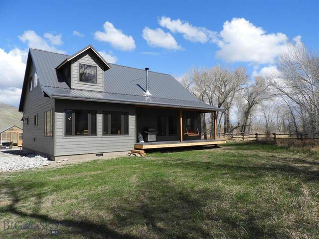 12 Stone Road, Silver Star, MT 59751 (MLS #346372) :: Montana Life Real Estate