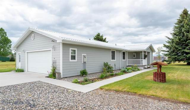 160 Collins Road, Belgrade, MT 59714 (MLS #346383) :: Black Diamond Montana