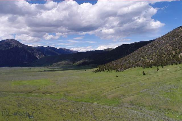 Lots 13, 14, 15, 16 Continental Divide Ranch Road, Cameron, MT 59720 (MLS #346410) :: Montana Life Real Estate