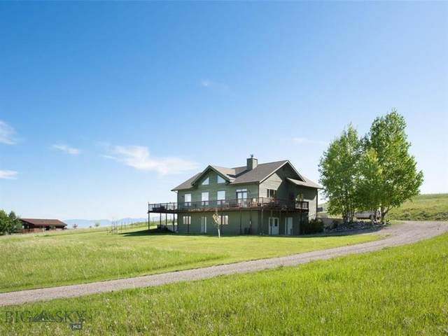 1035 Upper Tom Burke, Gallatin Gateway, MT 59730 (MLS #346412) :: Montana Home Team