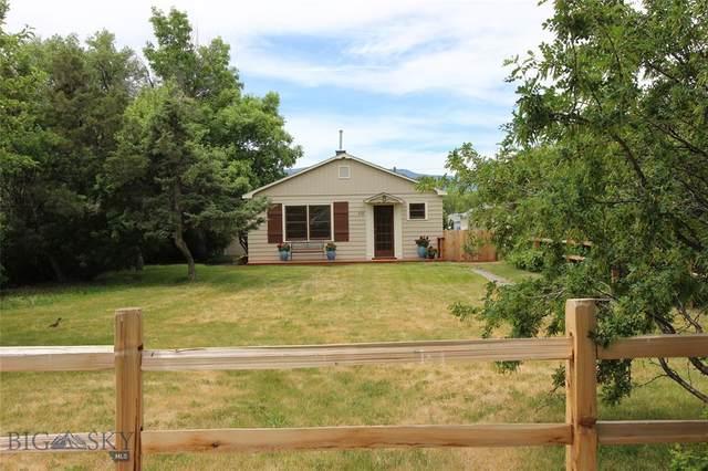 432 S H Street, Livingston, MT 59047 (MLS #346416) :: Montana Home Team
