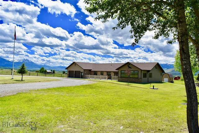 2439 E River Road, Livingston, MT 59047 (MLS #346458) :: Montana Home Team