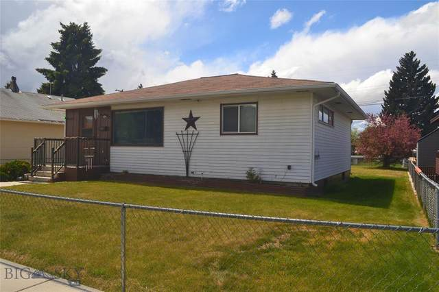1919 Wilson Avenue, Butte, MT 59701 (MLS #346471) :: Montana Life Real Estate