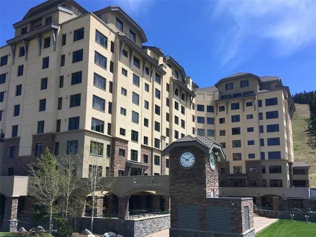 60 Big Sky Resort Road #10402, Big Sky, MT 59716 (MLS #346481) :: Hart Real Estate Solutions