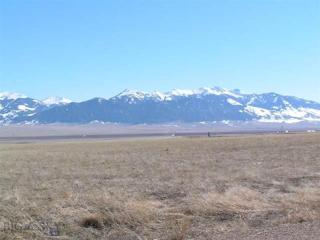 Parcel A12 Sportsman's Paradise, Cameron, MT 59720 (MLS #346485) :: Black Diamond Montana
