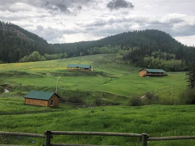 TBD North Fork Of Flattwillow, Lewistown, MT 59457 (MLS #346488) :: Black Diamond Montana
