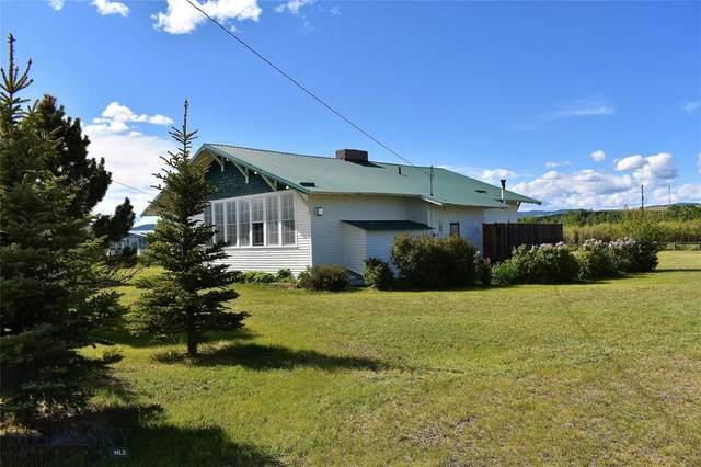 4 B, Martinsdale, MT 59053 (MLS #346506) :: Hart Real Estate Solutions