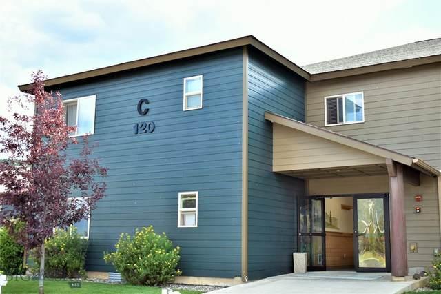 120 Firelight C-3, Big Sky, MT 59730 (MLS #346540) :: Montana Life Real Estate