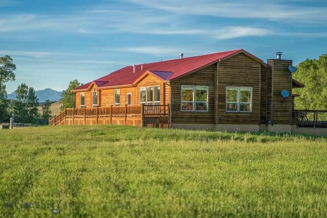 308 Us Highway 89 N, Livingston, MT 59047 (MLS #346614) :: Black Diamond Montana