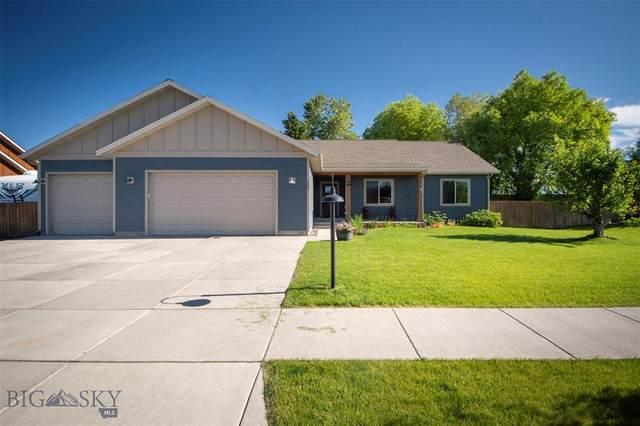230 Talon Way, Bozeman, MT 59718 (MLS #346686) :: Hart Real Estate Solutions
