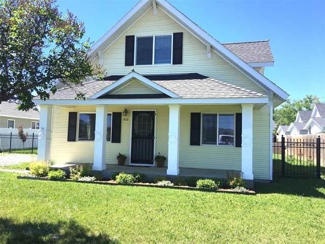 610 W Main Street, Manhattan, MT 59741 (MLS #346692) :: Hart Real Estate Solutions