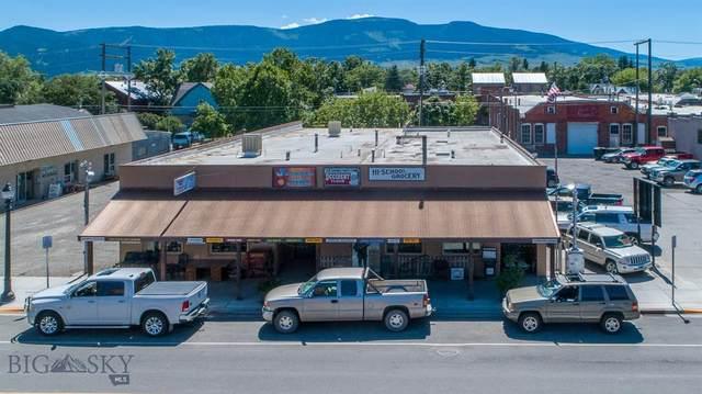 218 Main Street, Livingston, MT 59047 (MLS #346711) :: Hart Real Estate Solutions