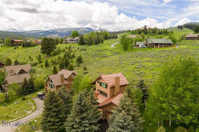 2435 Little Coyote Road, Big Sky, MT 59716 (MLS #346719) :: Black Diamond Montana