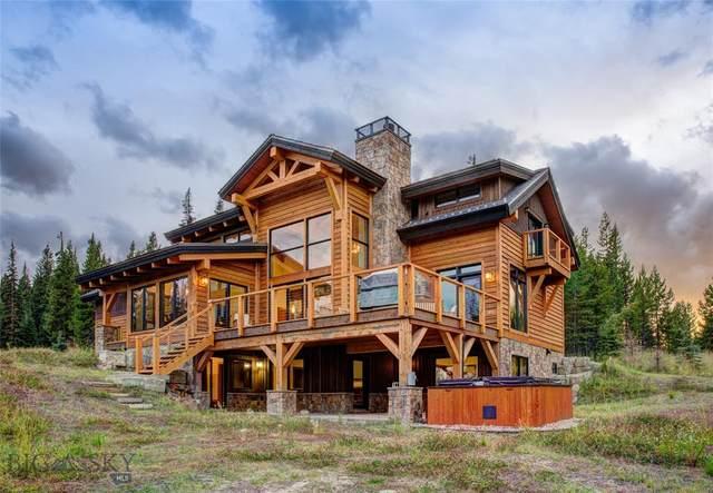 137 Wildridge Fork, Big Sky, MT 59716 (MLS #346722) :: Black Diamond Montana