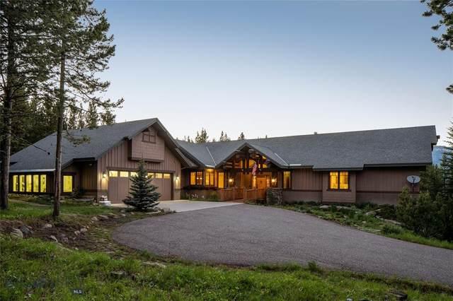 1949 Silverado Trail, Big Sky, MT 59716 (MLS #346764) :: Black Diamond Montana