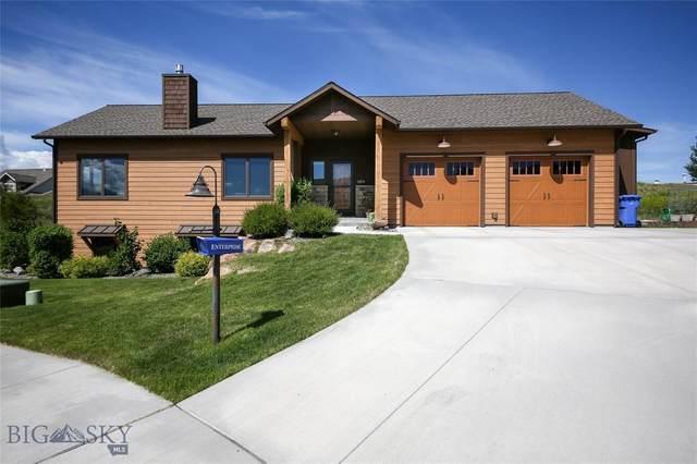 1203 Parkview Trail, Livingston, MT 59047 (MLS #346772) :: Hart Real Estate Solutions