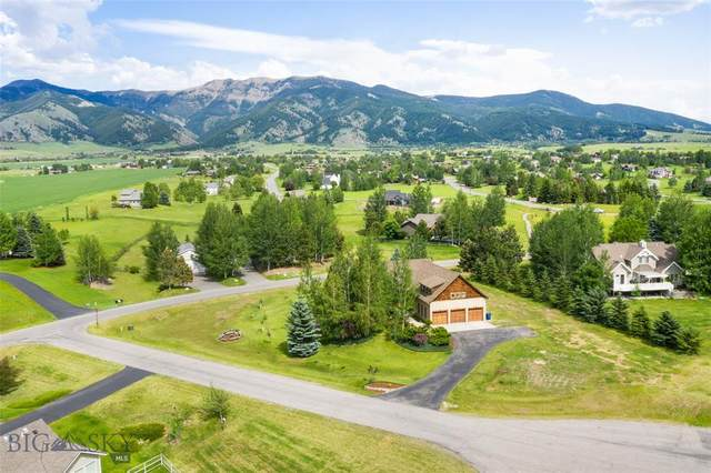 38 Swiftwater Drive, Bozeman, MT 59715 (MLS #346783) :: L&K Real Estate