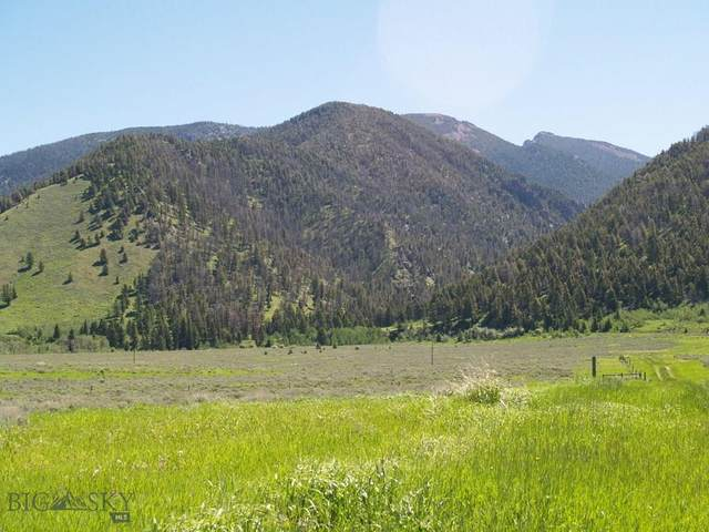 A36 Sportsman's Paradise, Cameron, MT 59720 (MLS #346787) :: Montana Home Team