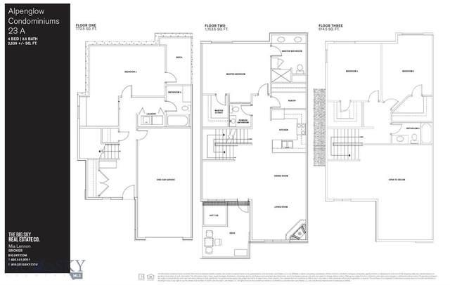 23A Heavy Runner Road, Big Sky, MT 59716 (MLS #346797) :: Coldwell Banker Distinctive Properties