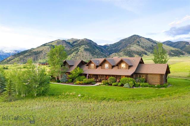 260 Saddle Peak Circle, Bozeman, MT 59715 (MLS #346798) :: Black Diamond Montana