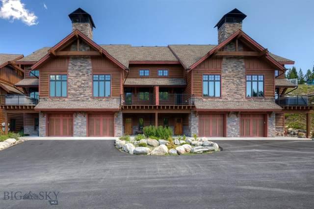 23B Heavy Runner Road, Big Sky, MT 59716 (MLS #346806) :: L&K Real Estate